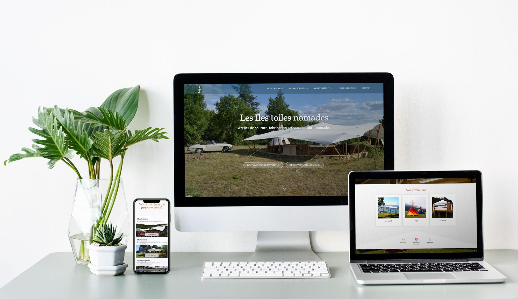 Création de site internet en freelance